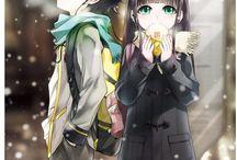 Sousei no Onmyouji 双星の陰陽師