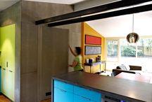 modern and still cosy kitchen