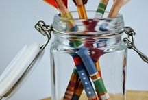 Let's Get Crafty / Craft Ideas / by Suzette Scarbrough
