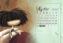 Calendario 2017 Puro Pelo