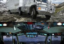 Offroad living / 4x4 and offroad vehicles