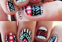 Nails <3 / by Maranda Wienken
