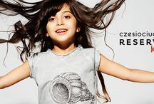 CZESIOCIUCH by Reserved Kids / Cooperation with the brand Reserved Kids. March 2013 - April 2014