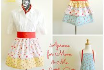 Sewing Projects for my daughter / by Kira Gundersen