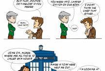 Doctor Who / NCIS
