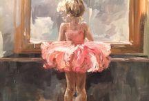 impressionist ballet