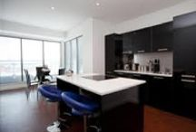 The Spires Serviced Apartments / The Spires are serviced apartments located in Glasgow, Birmingham and Aberdeen.  Ideal for family breaks and business travellers. / by The Spires