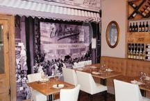 Restaurant Mercado Fish & Grill / Portofoliu Sensio