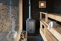 Cottage sauna