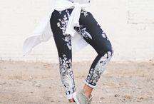 Favorite Workout Fashion! / by Jen Schwinof