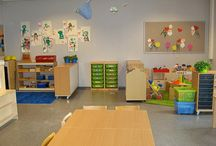 Inrichting / aankleding klaslokaal / by Juf Marije