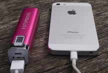 Portable chargers for mobile / #fashion #blogger #manchester #street looks #England fashion