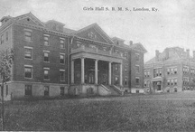 Kentucky Colleges / You can also visit http://collegehistorygarden.blogspot.com/ for more information.
