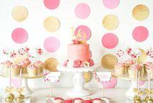 Abbey's birthday party ideas
