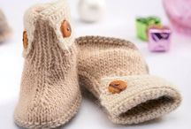 Knitting for Baby's  and Tot's / by Bonita Boynton