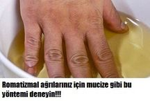 romatizma ağrısı