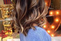 My hair !