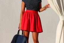Cloche skirts