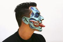Creative Make up / Make up by Elena Santini