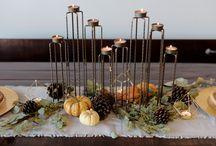 Thanksgiving table decor inspiration