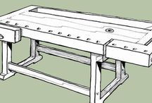 Workbenches / Workbench for woodworking