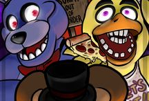 five night at freddy's  ❤