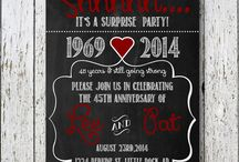 Surprise Anniversary Party