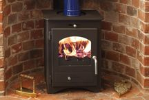Bohemia Wood Burning and Multi Fuel Stoves / Bohemia stoves are precision built by Pevex Enterprises. Designed with the British market in mind they offer a typically traditional style with clean lines and contemporary cut. Launced in 2007, their trademark chrome handles add a modern air to what would normally be a traditional steel design.
