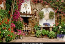 Patio living / by Heather Sparks