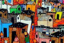 Township art