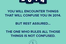 Truths for the New Year / Short Biblical truths for 2014 by pastor Paul Tripp. / by Paul David Tripp