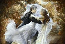 свадьба иллюстрации