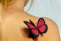 Girl's Tatoo
