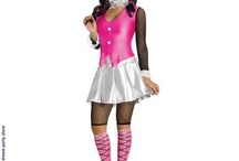 Monster High Costumes -Halloween Costumes& Party Supplies / Find the best and the coolest Monster High Costumes, Party Supplies, Makeup Accessories and More. Paint this Halloween with some Monster High Fun.  / by PartyBell.com-Online Costumes and Party Supplies Store