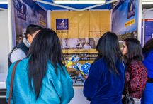 Bhutan Career Fair 2015 / Bhutan Career Fair was a two days event that was organised by SAPE events and media pvt ltd. at Clock Tower, Thimphu on the 14th and 15th Feb 2015. Inspiria Knowledge Campus was a part of the career fair. Inspiria interacted with students there and provided them with career counselling and answering queries related to career choices.