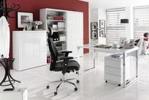 Büro/Home-Office / Ein organisiertes Arbeitszimmer fördert die Kreativität