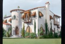 California Spanish Colonial Revival / by Kellie Patry