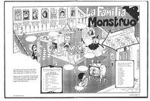 La familia Monstruo