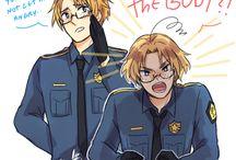 Anime stuffs