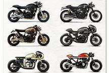 Motorcycles (; / by Justine