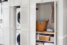 The Laundry Room / Clean and creative