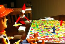 Elf on the Shelf / by Morgan Pertler