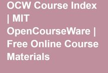 Education / Educational courses and topics