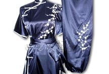 Wushu clothing and equipment