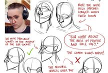 Draw tutorials and ref