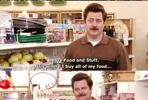 parks and recreation :)