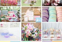 Wedding Inspiration Boards / Need some inspiration to develop your wedding day style? Down The Aisle's boards are full of fabulous wedding inspiration!
