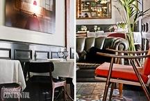 Restaurantes cool | Restaurantes chulos en Madrid y Barcelona / Locales que no conoces (bares, restaurantes, cafeterías, coctelerías, pastelerías) y que recomendamos en City Confidential
