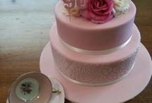 90th Cake