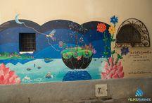 I Murales di Diamante (CS) / Visita http://www.ilikediamante.com e segui sui social l'hashtag #ilikediamante
